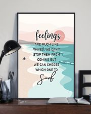 Surfing Feelings  11x17 Poster lifestyle-poster-2