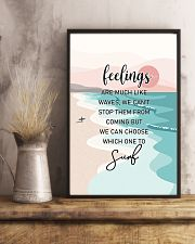 Surfing Feelings  11x17 Poster lifestyle-poster-3