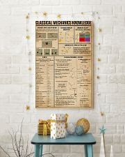 Classical Mechanics Knowledge 11x17 Poster lifestyle-holiday-poster-3
