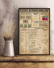 Classical Mechanics Knowledge 11x17 Poster lifestyle-poster-3