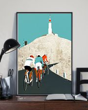 Cycling Mount Ventoux 11x17 Poster lifestyle-poster-2