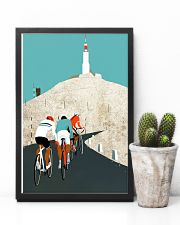 Cycling Mount Ventoux 11x17 Poster lifestyle-poster-8