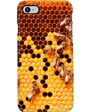 Bee Hives Phone Case i-phone-8-case