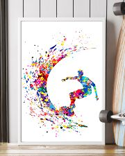 Surfing Man Color Art 16x24 Poster lifestyle-poster-4