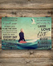 Surfing - Today Is A Good Day To Have A Great Day 17x11 Poster aos-poster-landscape-17x11-lifestyle-14
