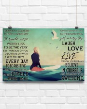 Surfing - Today Is A Good Day To Have A Great Day 17x11 Poster aos-poster-landscape-17x11-lifestyle-17