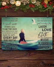 Surfing - Today Is A Good Day To Have A Great Day 17x11 Poster aos-poster-landscape-17x11-lifestyle-27
