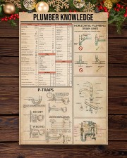 Plumber Knowledge 16x24 Poster aos-poster-portrait-16x24-lifestyle-20