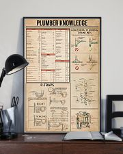 Plumber Knowledge 16x24 Poster lifestyle-poster-2