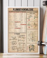 Plumber Knowledge 16x24 Poster lifestyle-poster-4