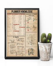 Plumber Knowledge 16x24 Poster lifestyle-poster-8