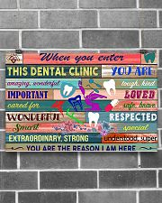 Dentist This Dental Clinic 17x11 Poster poster-landscape-17x11-lifestyle-18