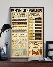 Carpenter Knowledge  11x17 Poster lifestyle-poster-2