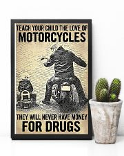 Teach Your Child The Love Of Motorcycles 11x17 Poster lifestyle-poster-8