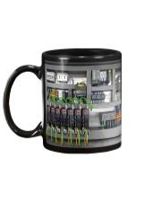Electrician Electrical Control Panel Mug back