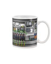Electrician Electrical Control Panel Mug tile