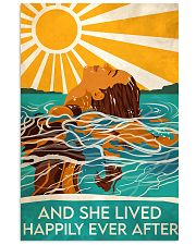 Swimming - And She Lived Happily Ever After 11x17 Poster front