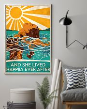 Swimming - And She Lived Happily Ever After 11x17 Poster lifestyle-poster-1