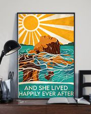 Swimming - And She Lived Happily Ever After 11x17 Poster lifestyle-poster-2