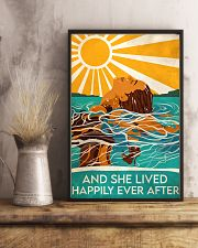 Swimming - And She Lived Happily Ever After 11x17 Poster lifestyle-poster-3