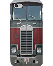 Trucker The Truck Head  Phone Case i-phone-8-case