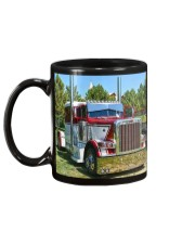 Trucker Forest Mug back