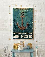 Sailor The Ocean Is Calling 11x17 Poster lifestyle-holiday-poster-3
