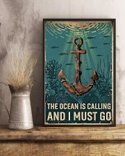 Sailor The Ocean Is Calling 11x17 Poster lifestyle-poster-3