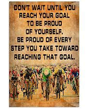 Cycling Be Proud Of Every Step You Take 11x17 Poster front