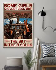 Pilot Some Girls Born With The Sky In Their Souls 11x17 Poster lifestyle-poster-1
