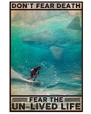 Surfing - Don't Fear The Death 11x17 Poster front