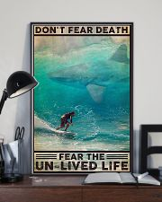 Surfing - Don't Fear The Death 11x17 Poster lifestyle-poster-2