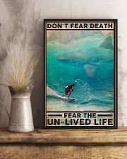 Surfing - Don't Fear The Death 11x17 Poster lifestyle-poster-3
