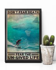 Surfing - Don't Fear The Death 11x17 Poster lifestyle-poster-8