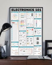 Electrician Electronics 101 11x17 Poster lifestyle-poster-2