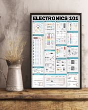 Electrician Electronics 101 11x17 Poster lifestyle-poster-3