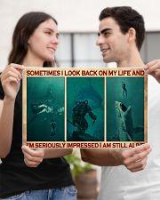 Scuba Diving I Am Still Alive  17x11 Poster poster-landscape-17x11-lifestyle-20