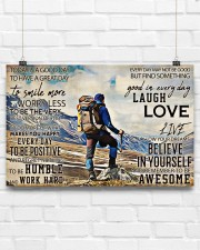 Hiking - Today Is A Good Day To Have A Great Day 17x11 Poster aos-poster-landscape-17x11-lifestyle-17