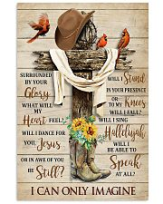 Country Girl I Can Only Imagine 11x17 Poster front