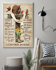 Country Girl I Can Only Imagine 11x17 Poster lifestyle-poster-1