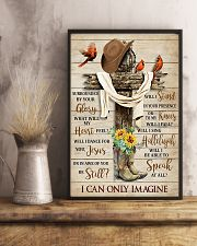 Country Girl I Can Only Imagine 11x17 Poster lifestyle-poster-3