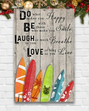 Surfing - Do What Makes You Happy 11x17 Poster aos-poster-portrait-11x17-lifestyle-23