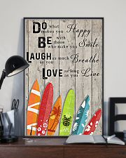 Surfing - Do What Makes You Happy 11x17 Poster lifestyle-poster-2