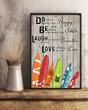 Surfing - Do What Makes You Happy 11x17 Poster lifestyle-poster-3