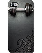 Fitness Dumbbell  Phone Case i-phone-7-case