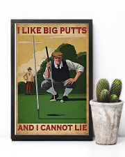 Golf I Like Big Putts And I Cannot Lie 11x17 Poster lifestyle-poster-8