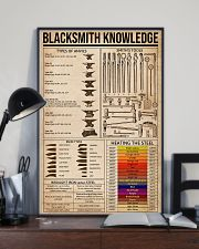 Blacksmith Knowledge  11x17 Poster lifestyle-poster-2