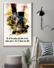 Hiking - All The Paths You Take In Life 11x17 Poster lifestyle-poster-1