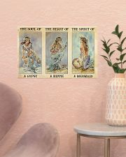 The Spirit Of Mermaid 17x11 Poster poster-landscape-17x11-lifestyle-22