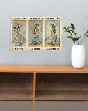 The Spirit Of Mermaid 17x11 Poster poster-landscape-17x11-lifestyle-24
